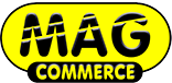 MAG COMMERCE logo